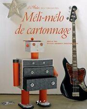 Livre Méli-Mélo de Cartonnage L'Atelier de L'oncle Pol