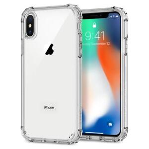 Spigen iPhone X Case Crystal Shell Clear Crystal