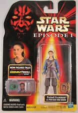 Star Wars Episode I TPM Collection 1 Padme Naberrie w/ pod race view screen
