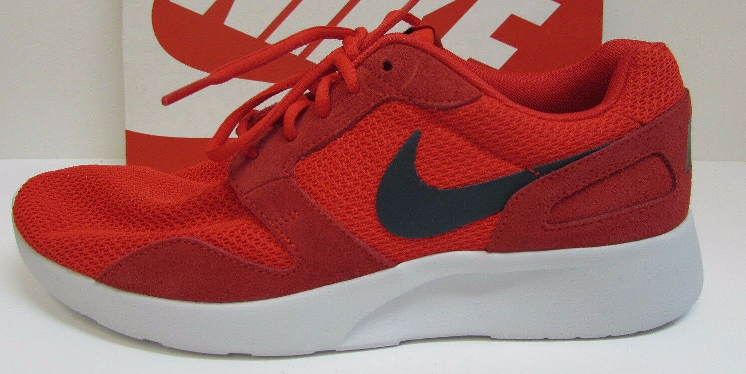 Nike Size 11 Red LightWeight Mesh Running Sneakers New Mens Shoes