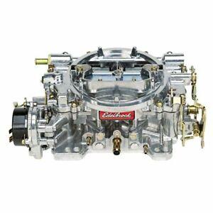 Edelbrock-1411-750-CFM-Remanufactured-Carburetor-Electric-Choke