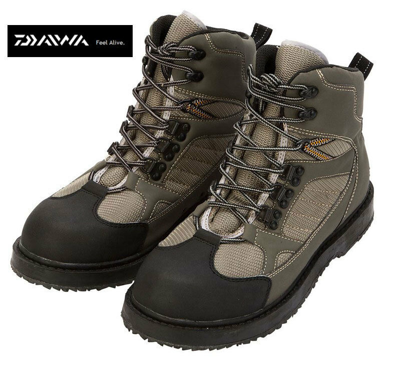 Daiwa Versa Grip Wading Stiefel - All Größes Available - DVGWB