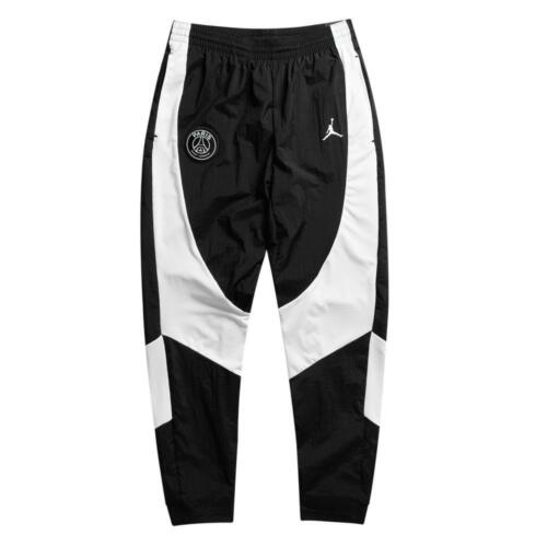 PSG x Nike Air Jordan 1 Track Pant Black BQ4224-010 NEW 100/% Authentic