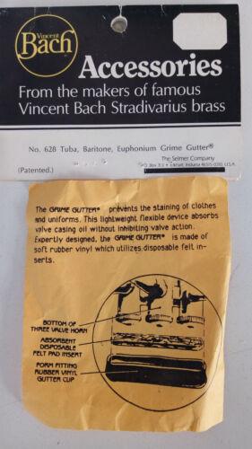 Vincent Bach Grime Gutter Tuba Baritone Euphonium