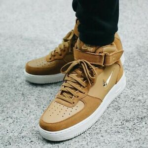 finest selection f1349 1b7f6 Image is loading NIKE-AIR-FORCE-1-MID-039-07-LV8-