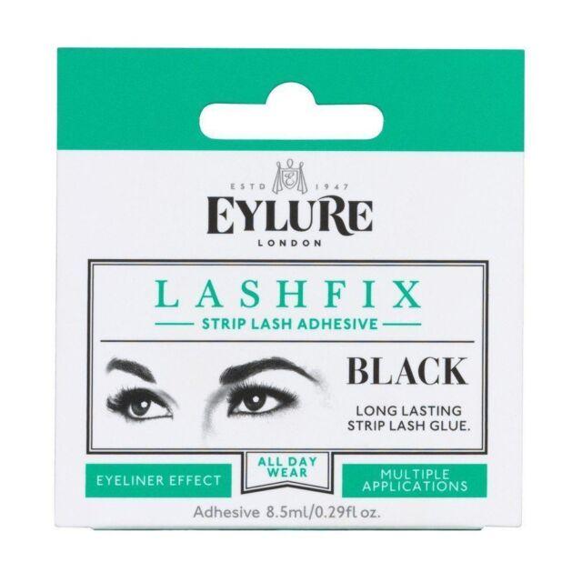 Eylure Lashfix Strip Lash Adhesive BLACK | 8.5ml | **FREE POST**