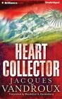 Heart Collector by Jacques Vandroux (CD-Audio, 2015)
