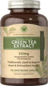 Green-Tea-Extract-Antioxidant-Support-315mg-200-Rapid-Release-Capsules