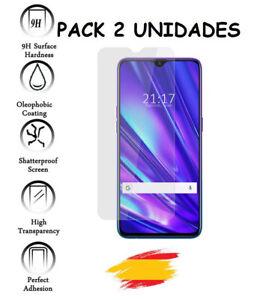 2X-Protector-para-REALME-5-PRO-Vidrio-templado-cristal-Antigolpes-9h-2-Unidades