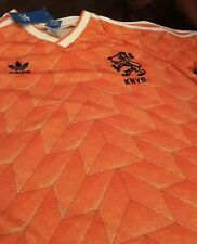 Netherlands 1988 Large Shirt Retro Holland Euros