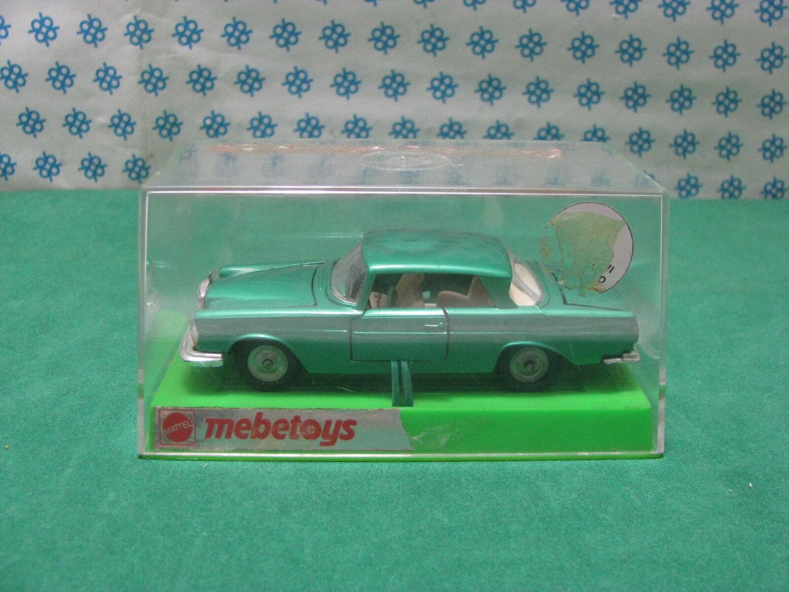 Vintage - Mercedes-Benz 250 Se V - 1 43 Mebetoys A-19
