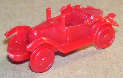 Charm Fève Anhänger 3D Tacot Citroen 3cv 1925 Farbe Rot Ho 1//87