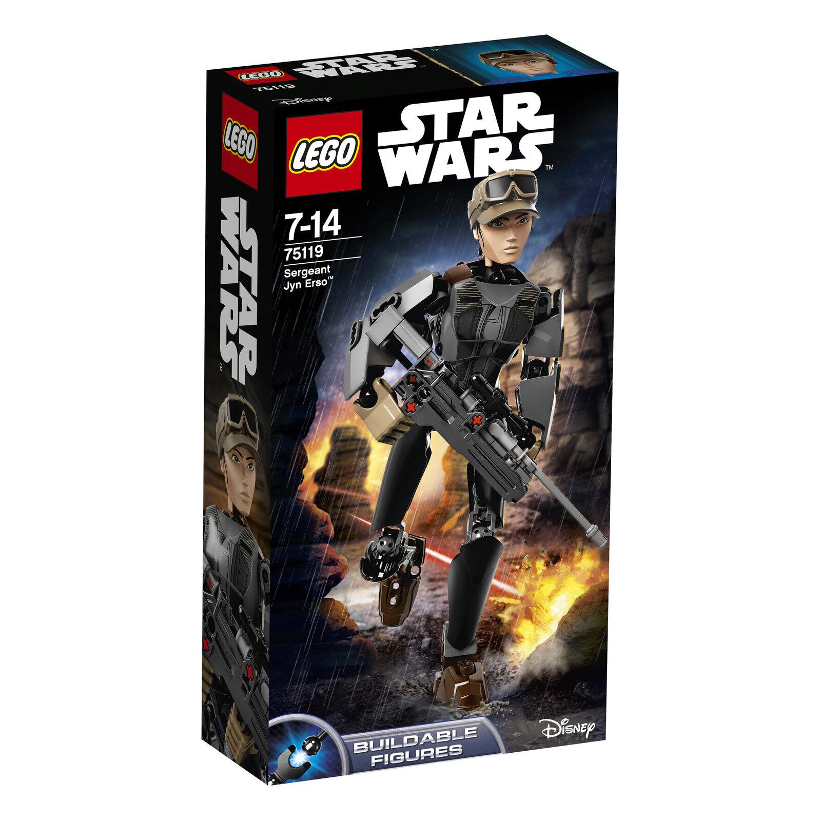 LEGO® Star Wars™ 75119 Sergeant Jyn Erso™ NEU OVP NEW MISB NRFB