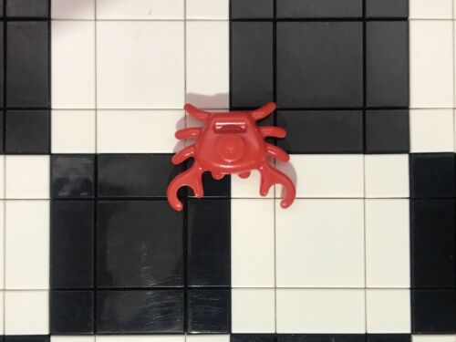 Wild Spare Pet Lego Red Crab Minifigure X1 Water Animal Zoo