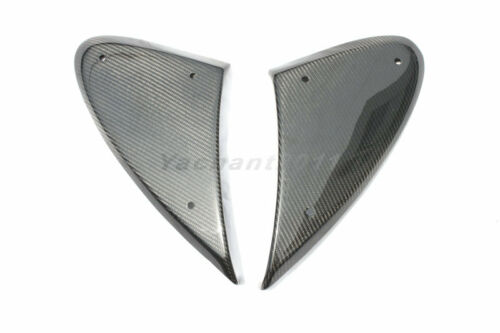 Carbon Fiber Kit Fit For 01-11 Lotus Elise S2 Exige S2 Side Vents Replacement