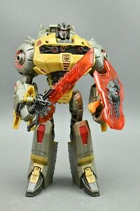 Transformers Fall of Cybertron Grimlock Complete Voyager FOC