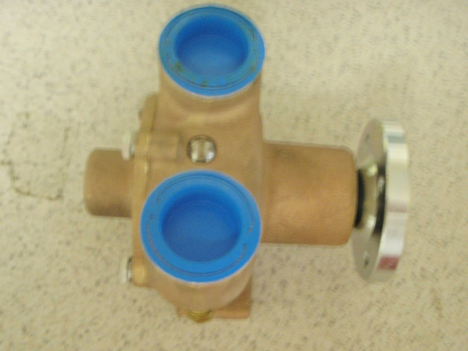 Wasser Pumpe Crusader Innenliegend 97179 Sherwood E35 Marine Motor Raw