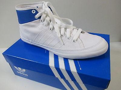 65% OFF! Adidas Nizza Hi Remo in White Size US 12 NWT RP $121 | eBay