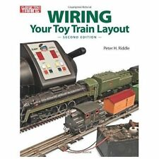 Wiring Your Toy Train Layout by Peter H. Riddle (2012, Paperback)