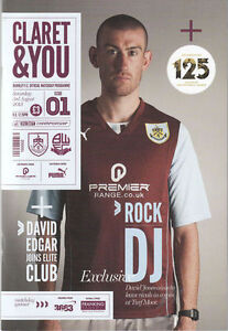 2013-14-BURNLEY-v-BOLTON-WANDERERS-3rd-August-2013-125-YEAR-ANNIVERSARY