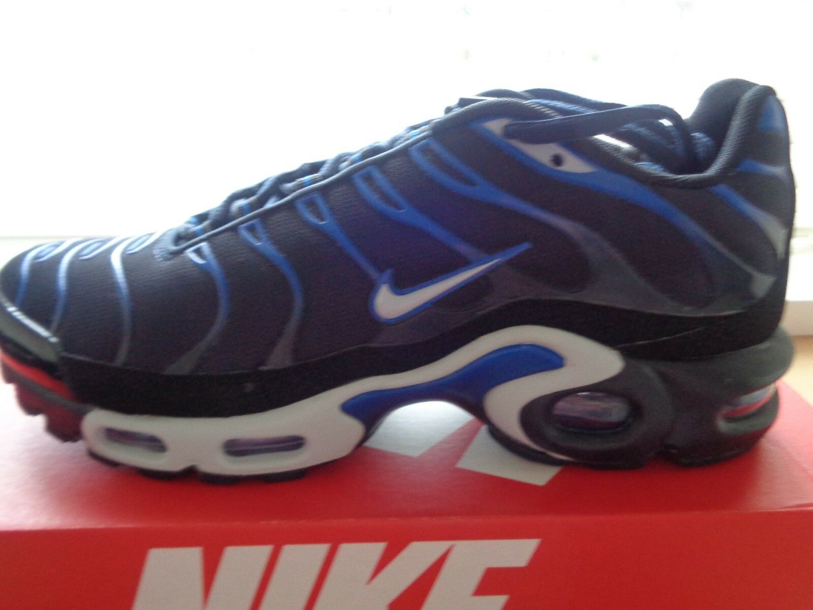 Nike Air max plus trainers sneakers 852630 401 eu 40.5 us 7.5 NEW+BOX