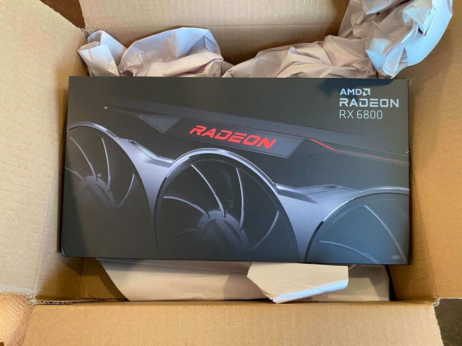 AMD Radeon RX 6800 Graphics Card GPU *IN HAND*