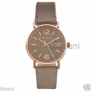 Marc-by-Marc-Jacobs-Original-MBM1385-Fergus-Women-039-s-Rose-Gold-Stainless-Watch