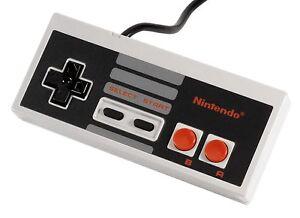 Nintendo Original Controller NES-004 Vintage Gamepad Cleaned Tested GUARANTEED