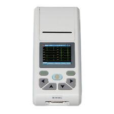 Contec Ecg90a Portable Hand Held Single Channel Ecg Ekg Machine Pc Software Usa