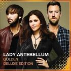 golden - Lady Antebellum (2013 CD Neu) Deluxe Ed
