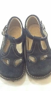 2019 originale caldo-vendita in uso durevole Dettagli su EUREKA - scarpe da bambini - colore nero - N° 21 - USATE