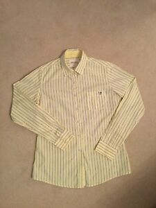 79a6b34385 Image is loading Ladies-Boden-Striped-Shirt