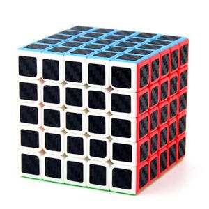 Zauberwuerfel-MoYu-Meilong-5x5-carbon-black-speedcube-magic-cube-original