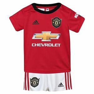 manchester united home baby kit 2019 20 ebay ebay