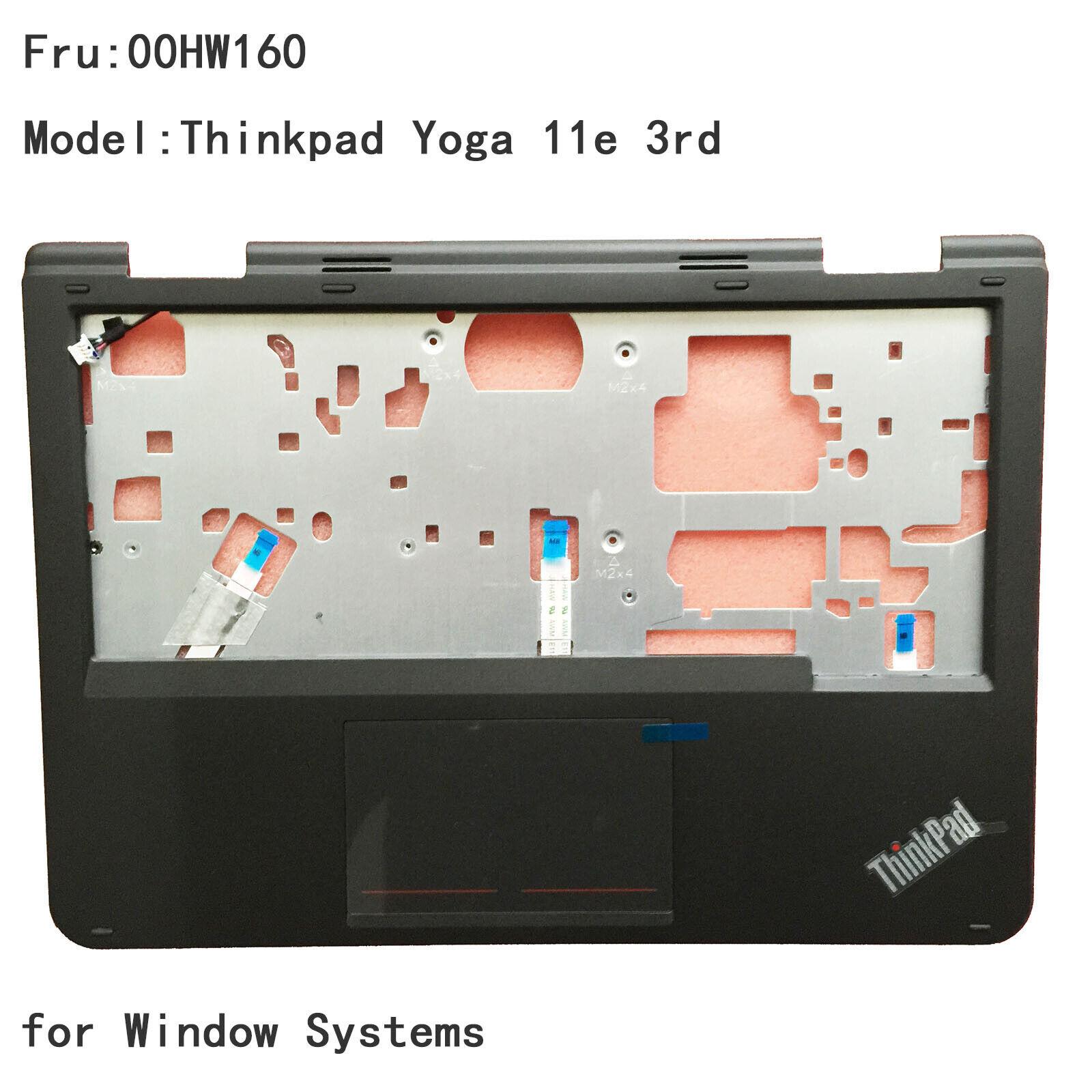 For Lenovo IBM ThinkPad Yoga 11e Upper Palmrest Case 00HW160 38LI5TALV00