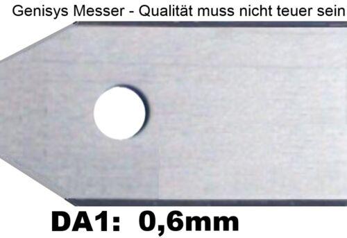 30x 3 COLTELLO GRATIS 0,60mm VITI HUSQVARNA Automower GARDENA TAGLIAERBA 0,6