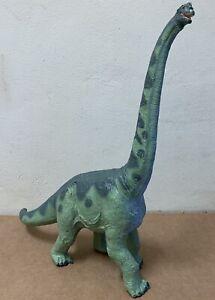 Vintage-1988-The-Carnegie-Safari-Brachiosaurus-14-034-Tall-Dinosaur-toy-big-figure