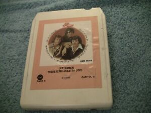 Lettermen-034-There-Is-No-Greater-Love-034-1975-8-track-Tape