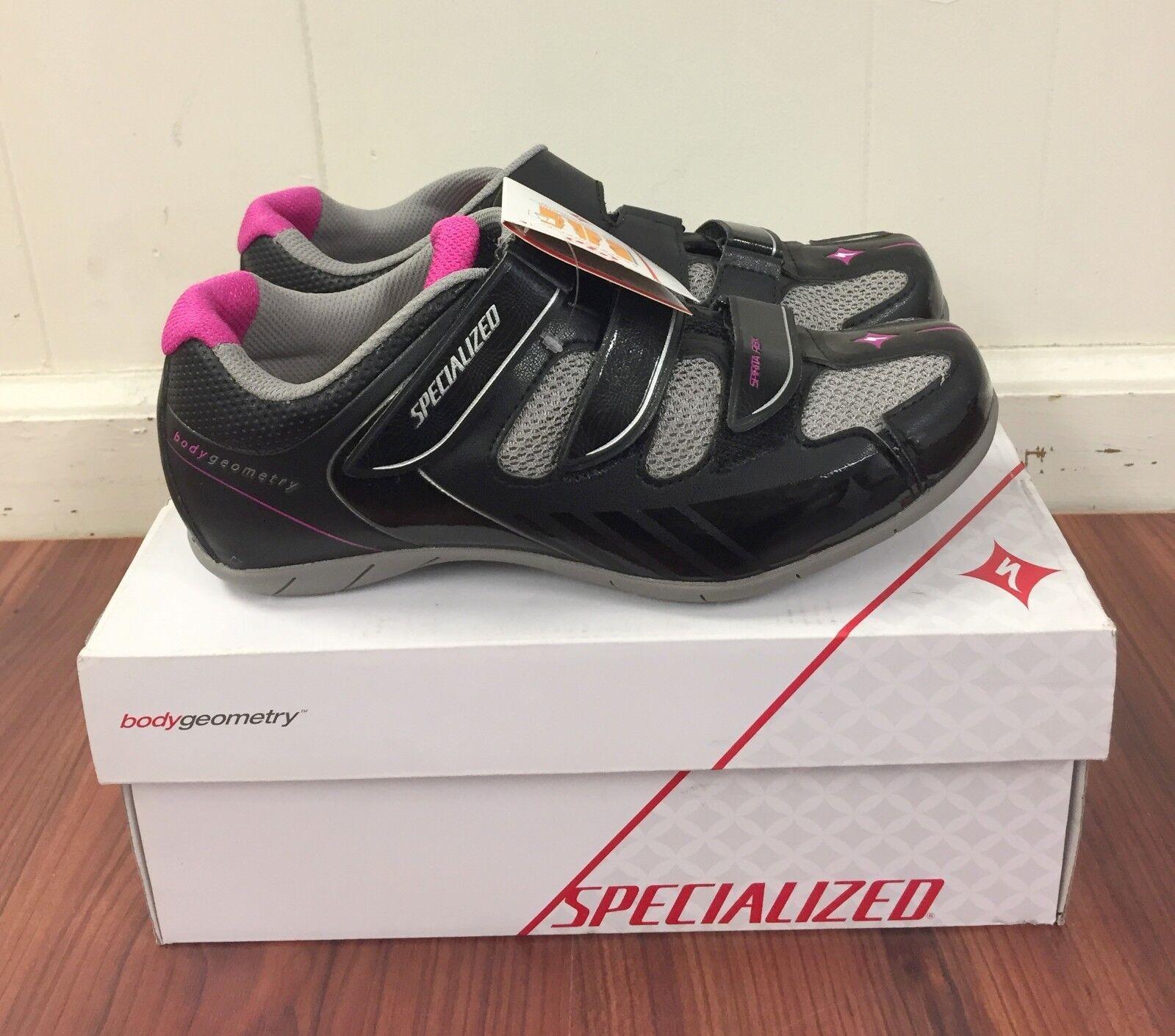Specialized mujer spirita Rbx ciclismo zapatos talla  37 EU 6.5 Nos Nuevo En Caja  barato y de alta calidad