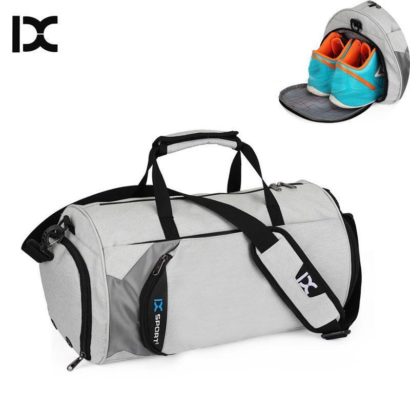Gym Bag For Training Waterproof Basketball Fitness Sports Bag With Schuhes Storage