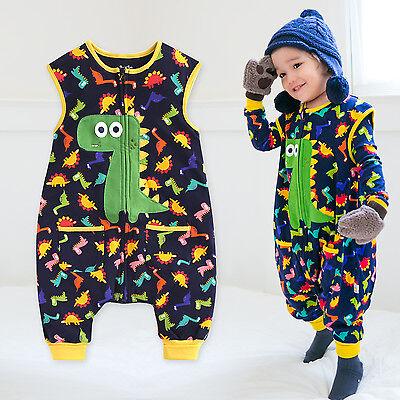 "Vaenait Baby Toddler Kids Boys Clothes Blankets Sleepsack /""Cotton Jeep/"" 1T-7T"