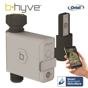 Orbit-b-Hyve-smart-wifi-hose-tap-timer-with-hub