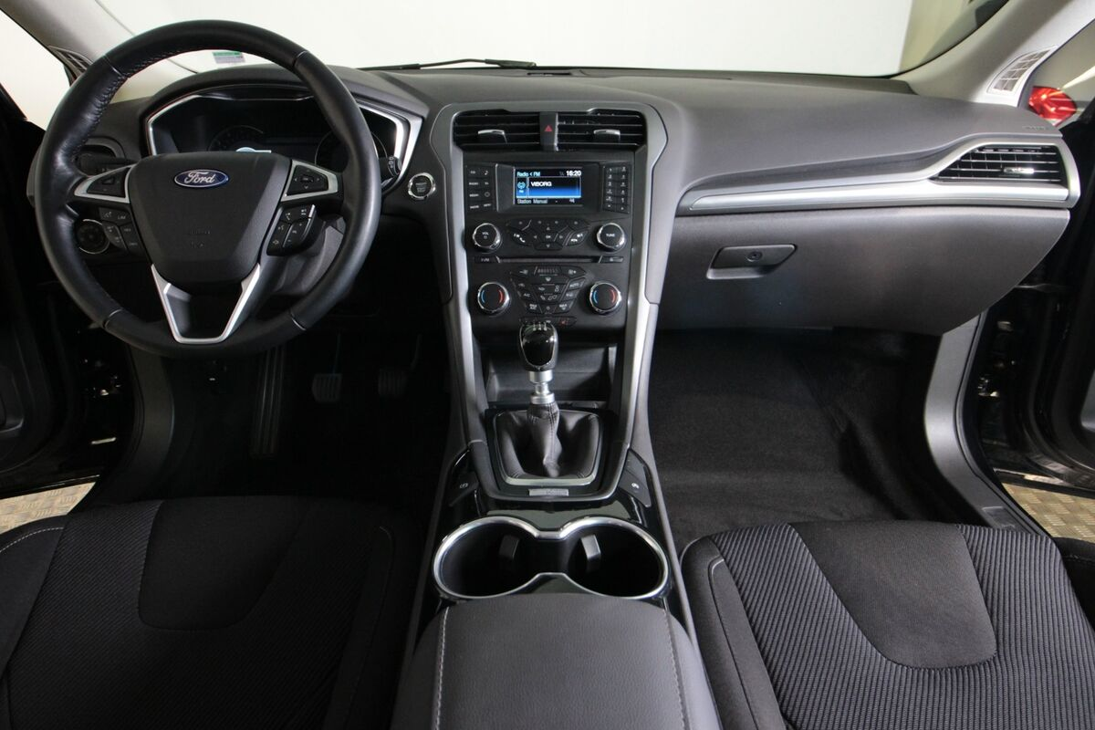 Ford Mondeo 2,0 TDCi 180 Titanium