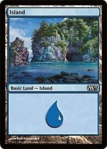 Magic M13 Mint ISLAND 4x ISOLA #234