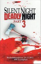 SILENT NIGHT DEADLY NIGHT 3 - Hardbox -