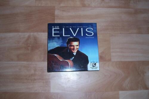 1 von 1 - Elvis Presley: Presley,Elvis & Friends - Me Be Your Teddy Bear - 5 CD-Box