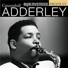 Riverside Profiles by Cannonball Adderley (CD, Nov-2006, 2 Discs, Riverside Records (Jazz))