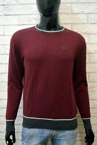 LA-MARTINA-Uomo-Maglione-Taglia-M-Pullover-Maglia-Sweater-Man-Cardigan-Felpa-Top