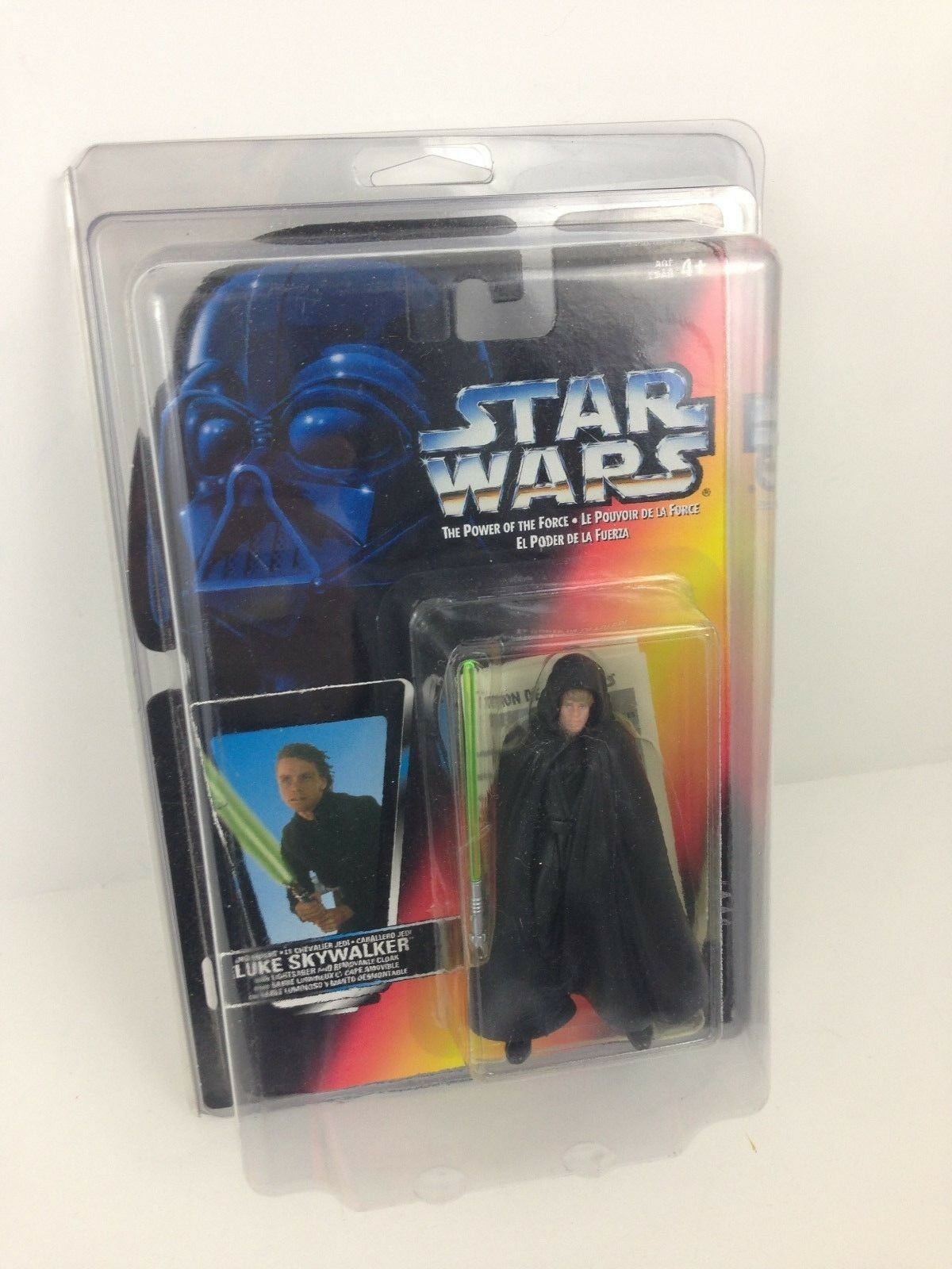 Star - wars - kenner macht der truppe schaft tri - logo luke skywalker w   einfügen