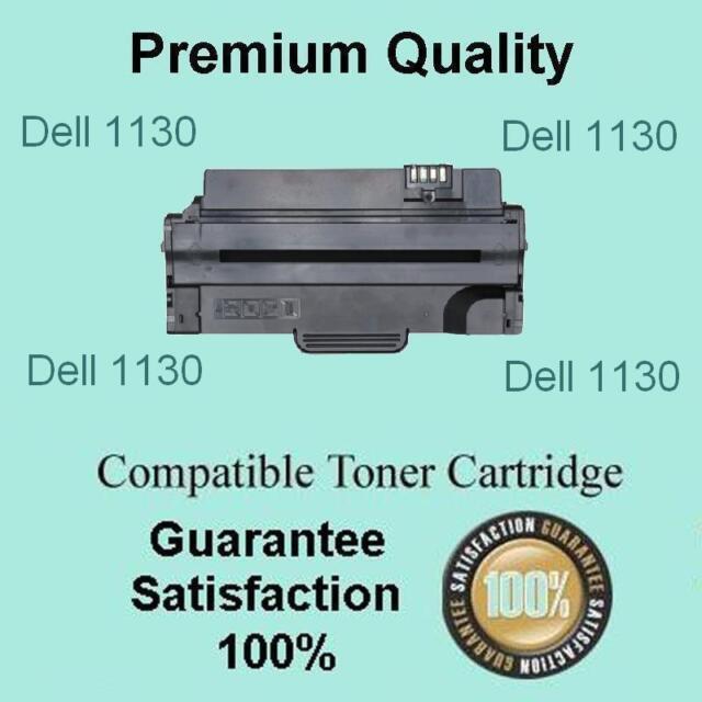 1x HIGH YIELD for DELL 1130 1130N 1133 1135 1135N Toner Cartridge Black 2500 Pgs